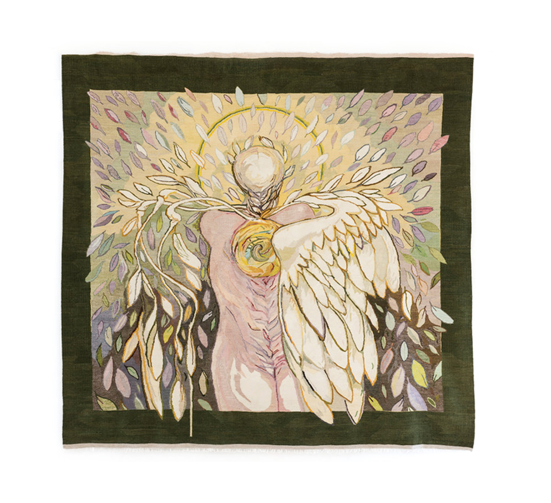 Deciduous Angel Size: 2.63cm x 2.85cm Editions: 3
